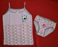 Комплект нижнего белья для девочки в Котенок роз (Donella, Турция)