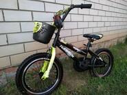 Велосипед Hammer дитячий на 4-7 років
