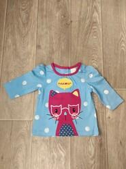 Детская футболка Miniclub в отличном состоянии для девочки