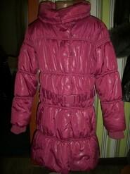 зимнее пальто на 11-12 лет от Next Некст