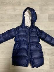 Куртка для девочки очень- тёплая зима