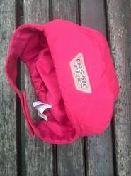 Lassie шапка розовая