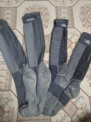 Высокие носки