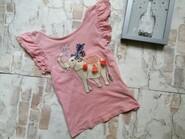 Красивая футболка Palomino бирка 98 см