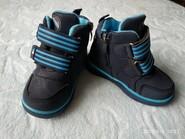 Демисезонные ботинки на мальчика р.24