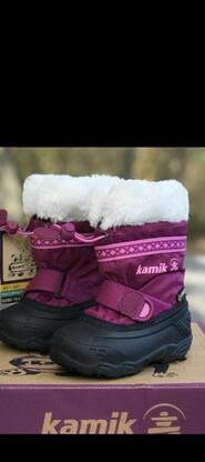 Снігоходи , чоботи, черевики, Kamik.