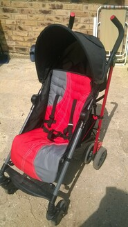 Летняя коляска Babytrend