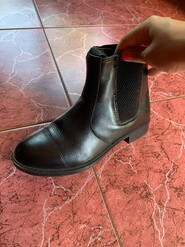 Кожаные ботинки Horka