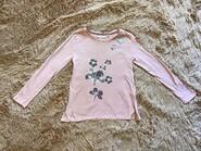 розовая х/б блузка Cool Club