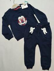Синий спортивный костюм с Микки Fagottino р. 1,5-2 года
