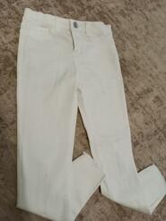 Модні білі джинси