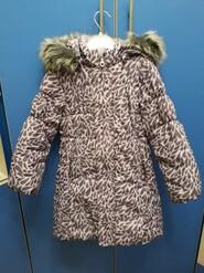 Зимове термопальто Lassie. Зріст 104.