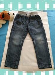 Стильные джинсы на 4 глдика
