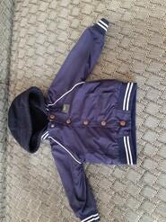 Темно- синяя куртка