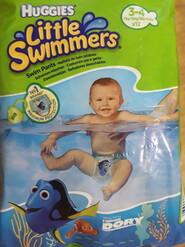 Трусики-подгузники для плавания HuggiesLittle Swimmers