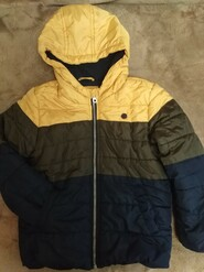 Зимняя куртка на 5-6 лет