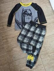 Флисовая пижама 5 лет