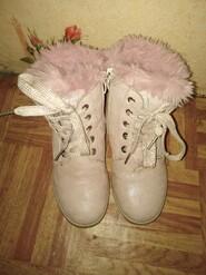Продаются зимние сапожки для девочки