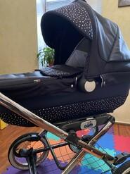 Универсальная коляска 3 в 1 Cam Linea Classy Tris