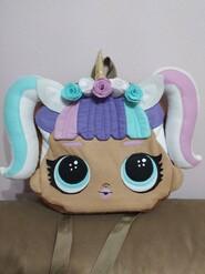 Рюкзак LOL #3 единорожка