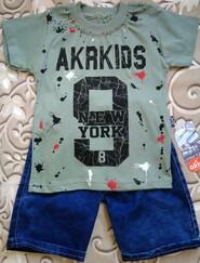 Турецький костюм для хлопчика на 1-4 роки