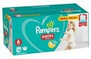 Памперсы, Pampers pants размер 6