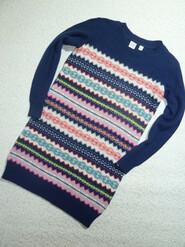 Платье вязаное Gap на 8-9 лет