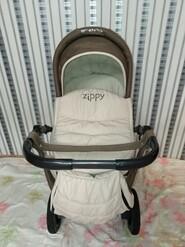 Продам универсальную коляску Tutis Zippy 2 в 1