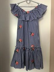 Очень модное летнее платье.