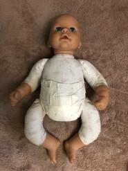 Пупс, кукла  Baby Anabel