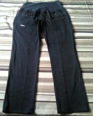 Б/У Стретчевые брюки для беременных Rooster. Размер L.