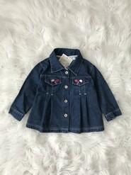 Стильная джинсовая куртка AVersis Испания Оригинал 1-2 года