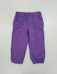 Штаны брюки утеплённые на девочку 12-18 месяцев, 80-86 см, early days