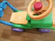 Трактор для  хлопчика