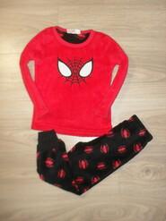 Теплая пижама на 4-5лет рост 110