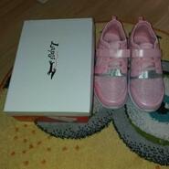 Кросівки Lapsi рожеві
