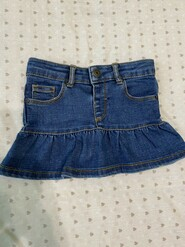 Юбка джинсова Mango