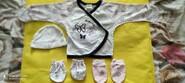 Набор детской одежды на девочку,Фирмы Garden Baby.