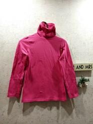 10-11л|146см Гольф,водолазка,ярко розовая,f&f