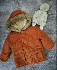 Демисезонная курточка парка George 12-18M