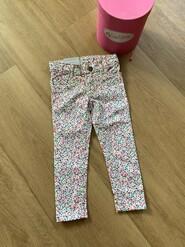 Цветные джинсы  Carter's 2 года