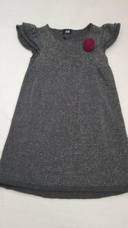 Трикотажное платье H&M.4-6лет