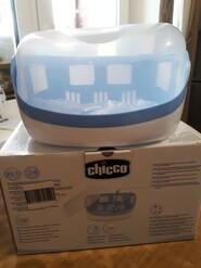 Стерилізатор для мікрохвильової печі ф. Chicco