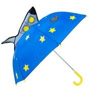 Детский зонт трость ушки 3D