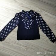 Гарна блуза для дівчинки