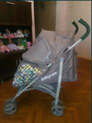 Коляска-трость Babycare rider