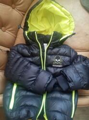 Демосезонна курточка