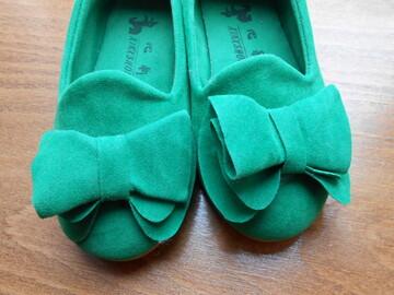 Балетки туфли для девочки р 22-24 14 см