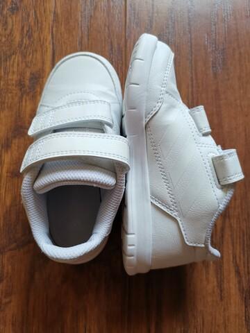 Кроссовки, белые