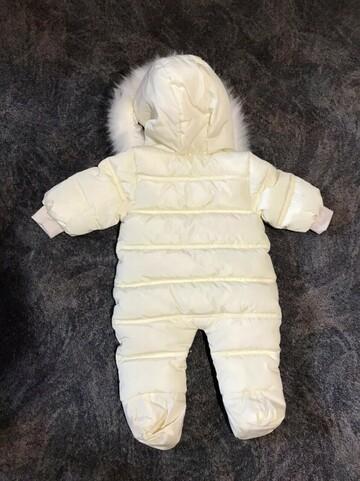 Новый детский зимний комбинезон